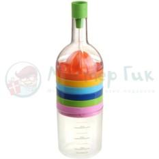 Многофункциональная бутылка