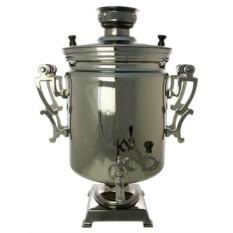 Электрический самовар Буфетный и заварочный чайник