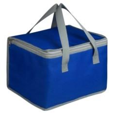 Синяя сумка-холодильник Glacier