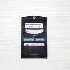 Кожаный холдер для автодокументов HK avto Mini- Texas