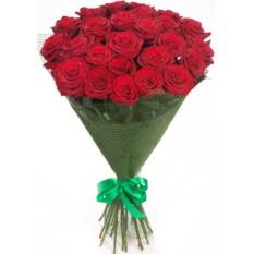 Букет цветов из 31 розы (50см)