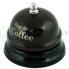 Настольный звонок Время кофе