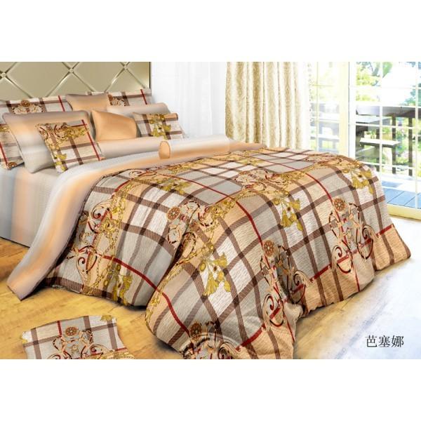 Комплект постельного белья, евро (31/647-3D)