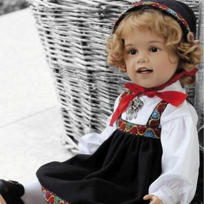 Кукла Ingrid