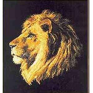 Набор для рукоделия «Царь зверей»