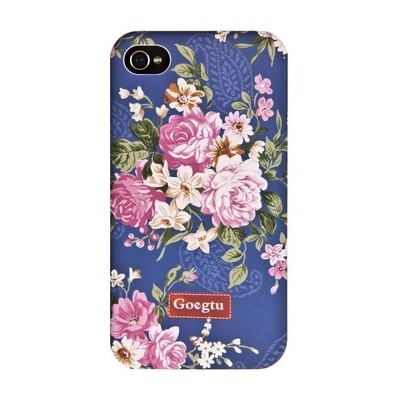 Чехол Goegtu flower для iPhone 4\4s