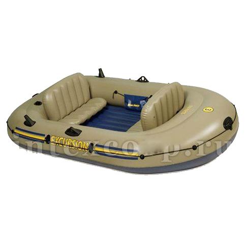 Надувная лодка EXCURSION-3 (set), 262х157х42 см