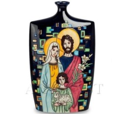 Фарфоровая ваза Святое семейство Pavone