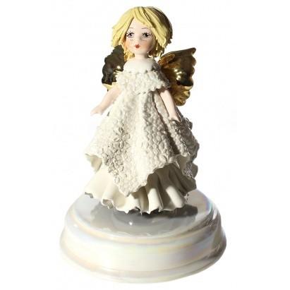 Статуэтка - музыкальная Ангел