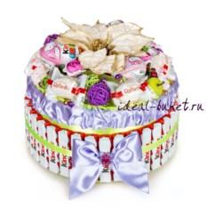 Торт-шкатулка Киндер-тортик