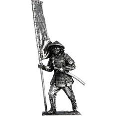 Асигару-знаменосец, конец 16 – нач. 17 вв.