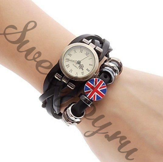 Наручные часы British Time - Black