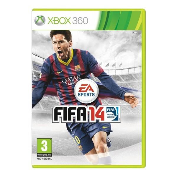Игра FIFA 14, на английском языке (Xbox 360)