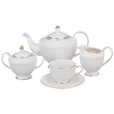 Чайный сервиз Рельеф на 6 персон
