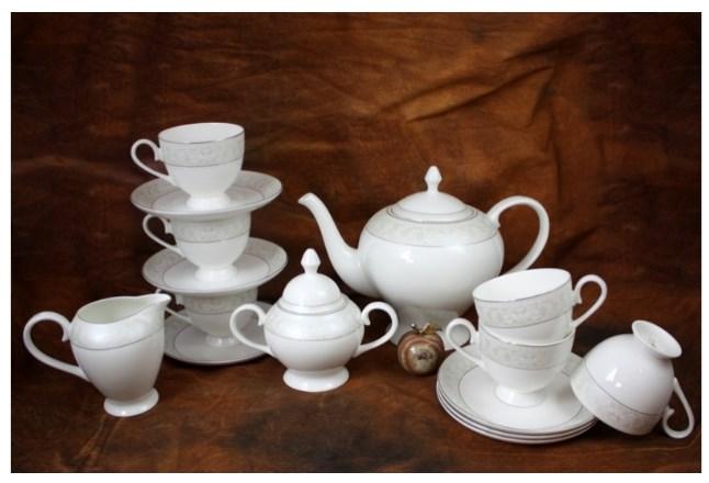 Чайный сервиз Ариадна на 6 персон из 15 предметов