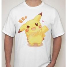 Мужская футболка Пикачу