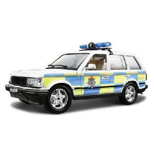 Сборная модель Range Rover Police (1994) 1/24