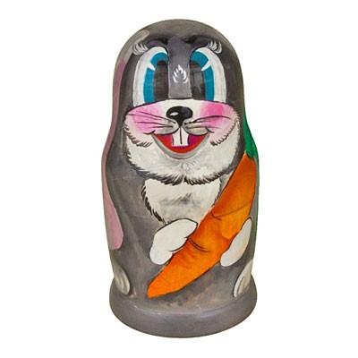 Матрёшка «Кролик»
