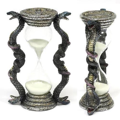 Песочные часы «Змея»