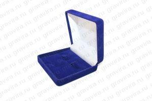 Бархатная коробочка для подвески