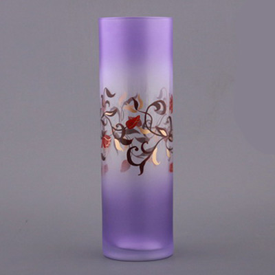 Ваза «Ариадна фиолетовая»