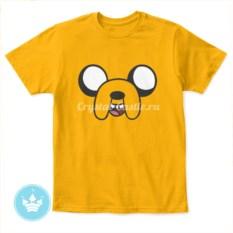 Детская футболка Джейк