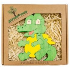 Развивающая игрушка Крокодильчик