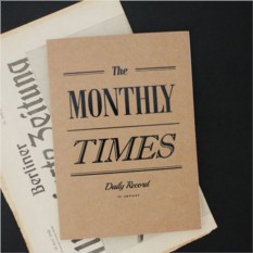 Планинг The Monthly Times