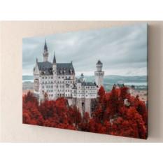 Фотокартина Волшебный замок