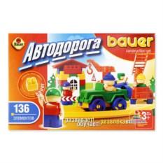 Конструктор Bauer «Автодорога»