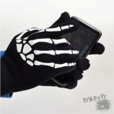 Touch-перчатки Костяшки