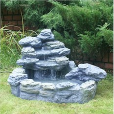 Дачный фонтан «Каскад малый»
