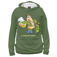 Худи Армия России. Настоящий полковник