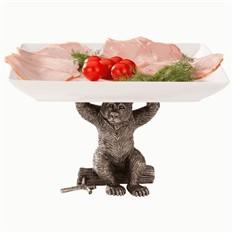 Десертное блюдо Animal Power