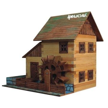 Модель «Водяная мельница»