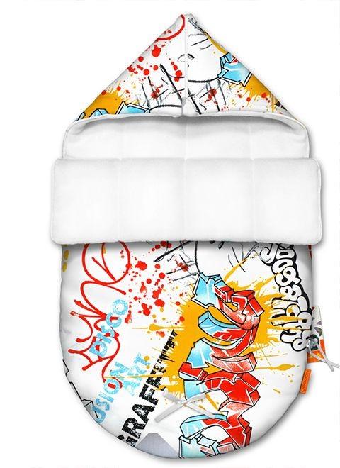 Детский конверт Graffity
