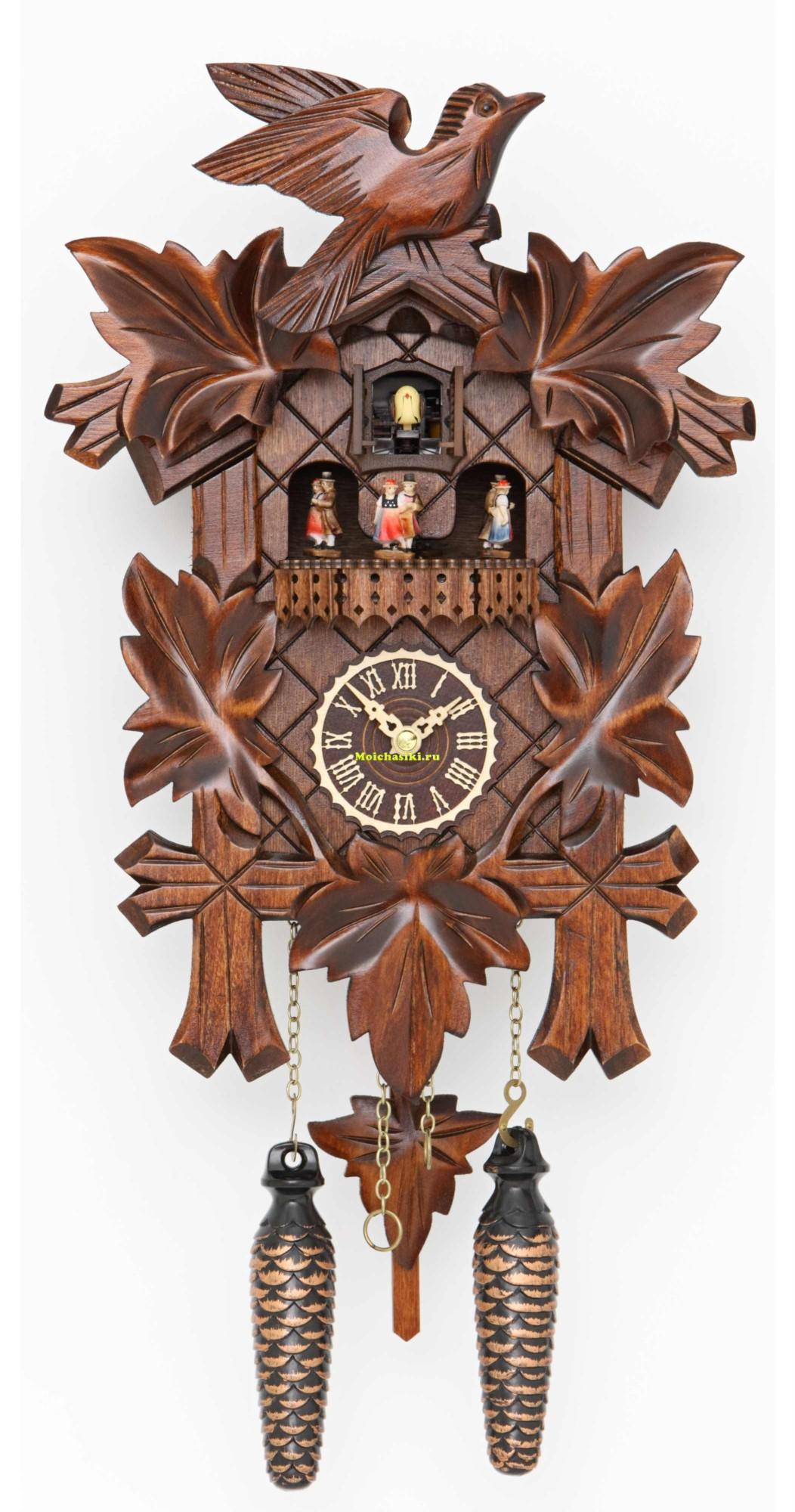 Настенные часы с кукушкой Trenkle 376 QMT