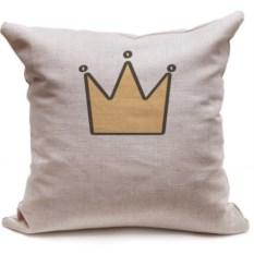 Декоративная подушка Корона