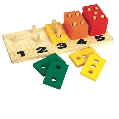 Пирамидки-прямоугольники 5 в 1 с 3 лет