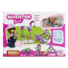 Конструктор Engino Inventor Girls (5 моделей)
