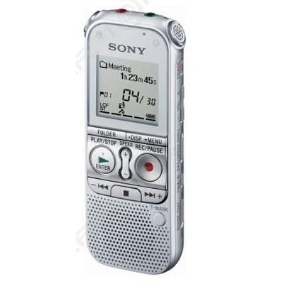 Цифровой диктофон SONY ICD-AX412 Silver