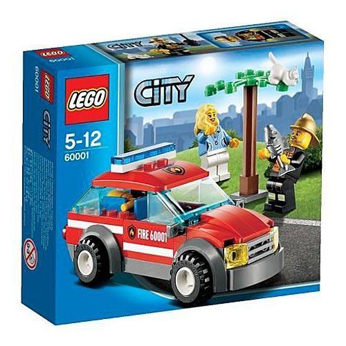 Конструктор Lego City Автомобиль пожарного