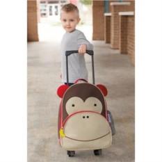 Детский чемодан Обезьяна (Skip Hop)