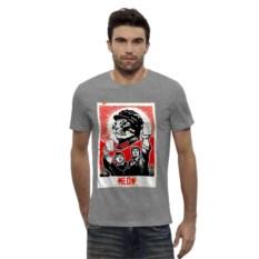 Мужская футболка Meow