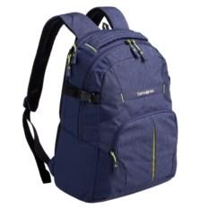 Синий рюкзак для ноутбука Rewind