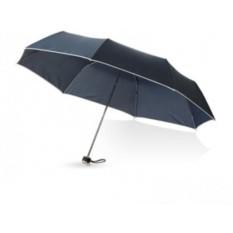 Механический зонт Balmain черного цвета