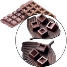 Форма для шоколада «Куб»