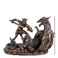 Статуэтка Зигфрид, побеждающий Дракона