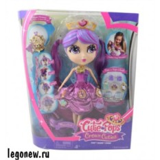 Набор Кьюти Попс - Принцессы. Кукла Пелина