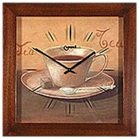 Настенные часы «Кофе»